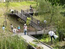 宮前美しの森公園 クリーンアップ