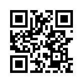 メール配信登録QRコード