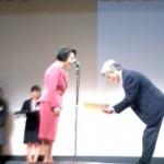 第19回 横浜環境活動賞 大賞(市民の部)、生物多様性特別賞 授賞式のようす