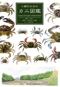 小網代の谷のカニ図鑑 Crabs of Koajiro All Illustrated
