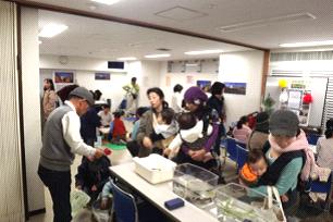 11月23日(祝) 青葉区民活動支援センター祭り
