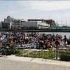 5月14日(土)キリンビールの鶴見川クリーンアップ終了