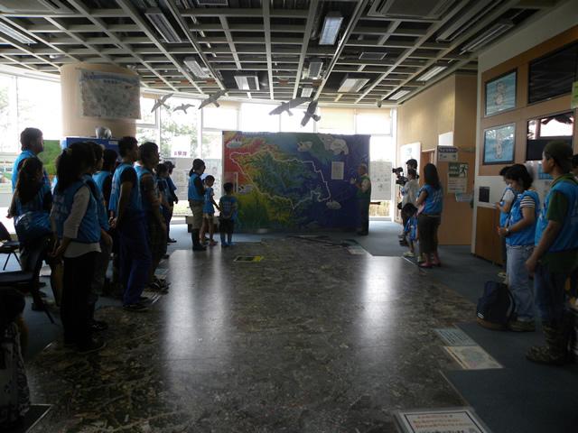 AQUA SOCIAL FES!! 2012 PROGRAM17 みんなの鶴見川流域プロジェクト 第7回 河口干潟カニカニ発見隊 ~クリーンアップと植生管理~