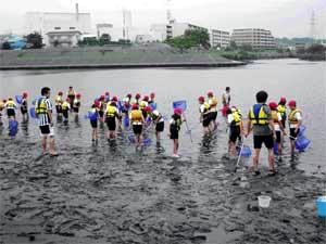 5/26 駒岡小学校・鶴見養護学校の学習支援